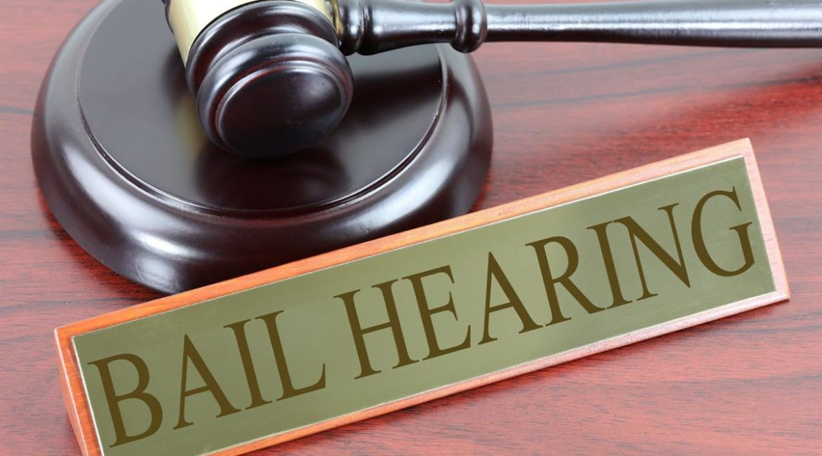 Promise to Appear and Bail Hearings