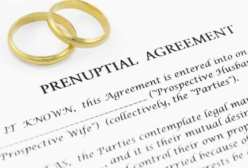 Discuss the Importance of a Marriage Contract with your Partner