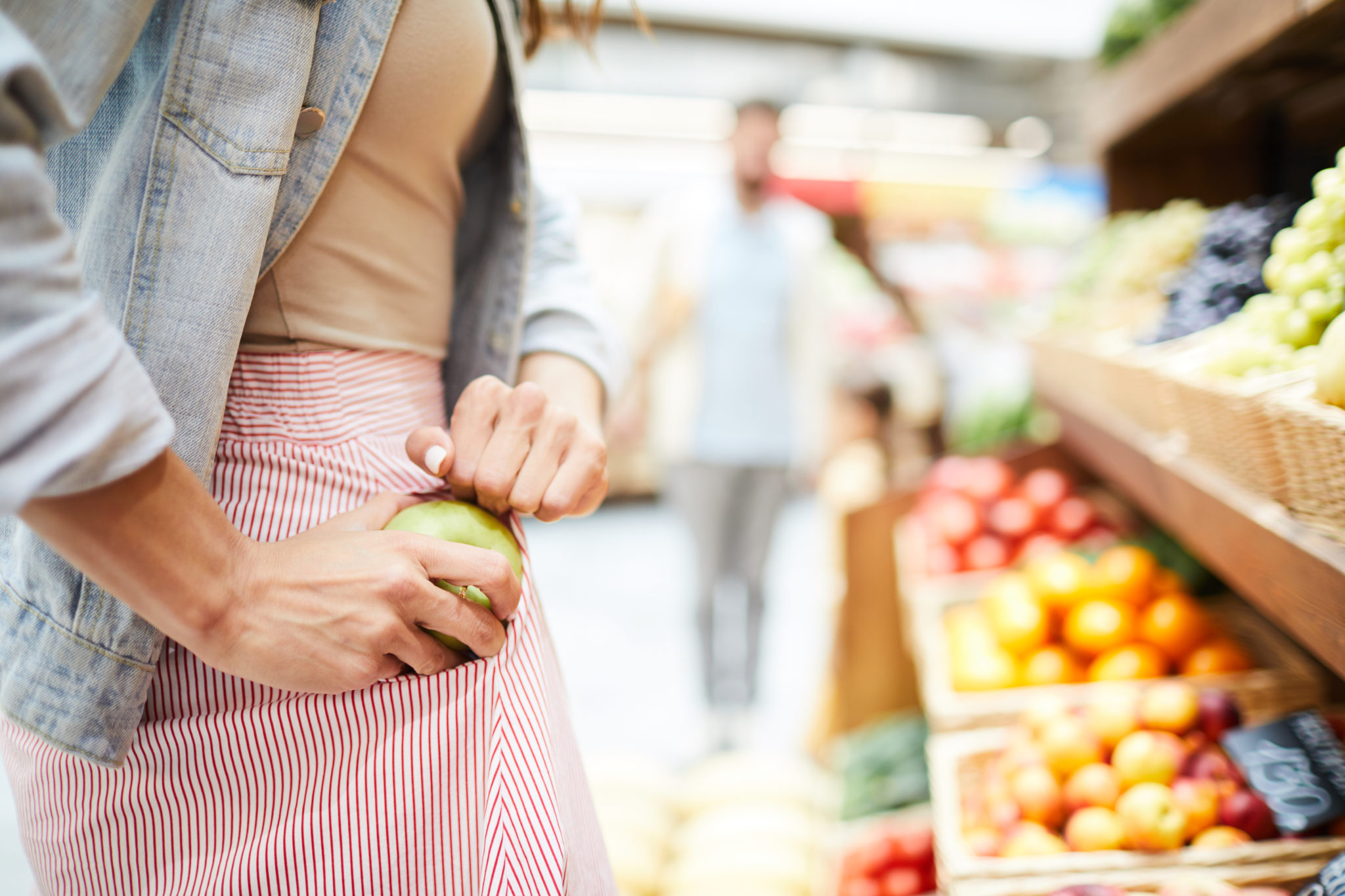 The Long-Term Impacts of Shoplifting